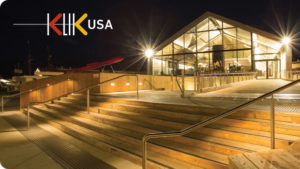 Friday Filaments: KLIK USA's LEDpod handrail lighting, ilomio's EasyLife smartphone app, and Viso's made with love collection